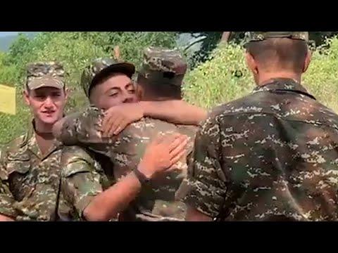 Այսօր մեր զինվոր որդին զորացրվեց. վարչապետը տեսանյութ է հրապարակել