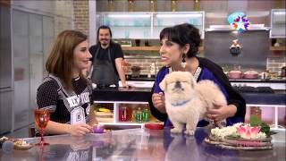 'Melek' 17 Ocak 2015 - İrem Derici ve Melek Baykal'ın Köpeği 'Topik'