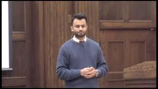 Design for a Better Tomorrow | Bilawal Khoso | TEDxIowaStateUniversity
