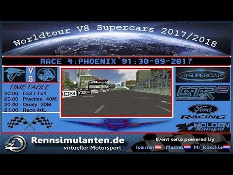 GTR2:  V8 Supercars Race 4 @ Phoenix