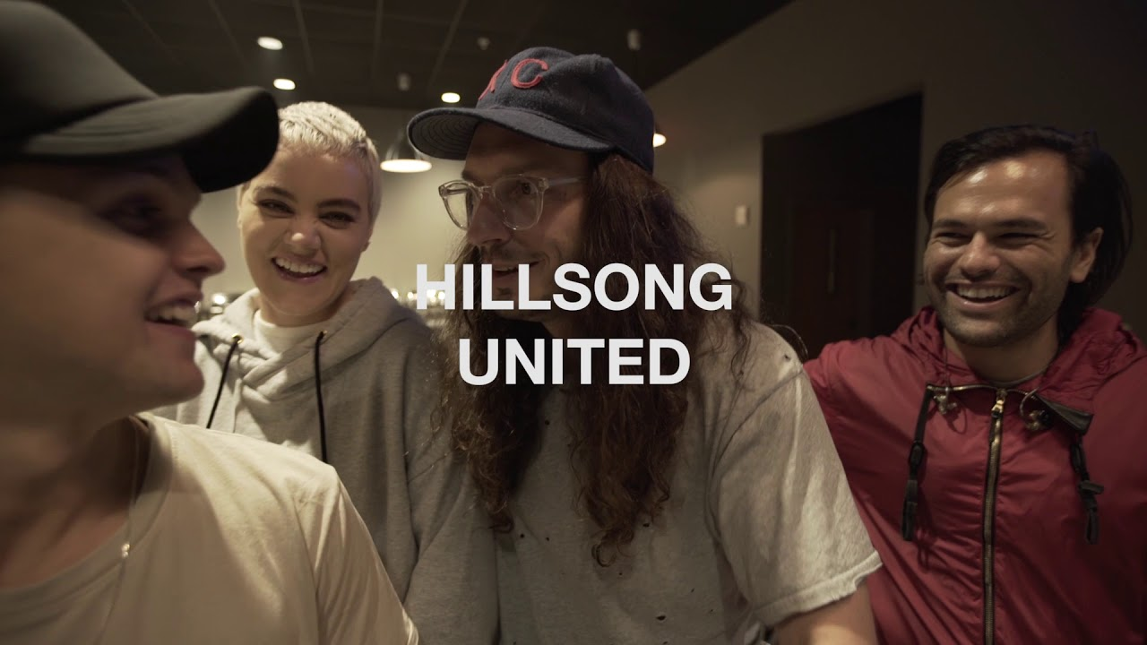 That One Time... Hillsong United Crashed The Party
