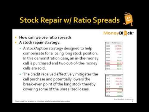 Repair Strategies for Struggling Stocks