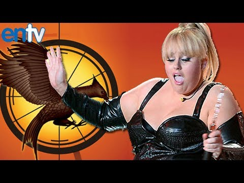 Catching Fire Teaser, Rebel Wilson and MTV Movie Awards Best Moments - ENTV