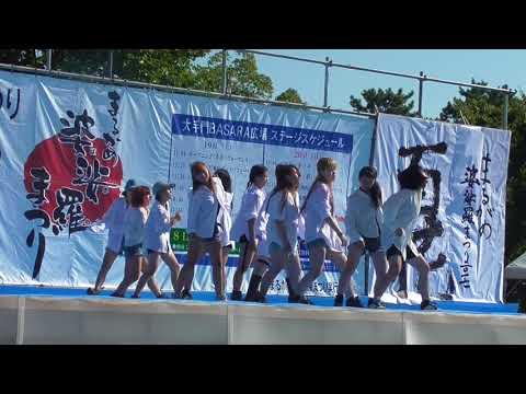 FLYダンススタジオ①〔2017まるがめ婆娑羅まつりバサラ広場会場〕