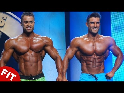 ARNOLD CLASSIC MEN'S PHYSIQUE TOP 5 2016