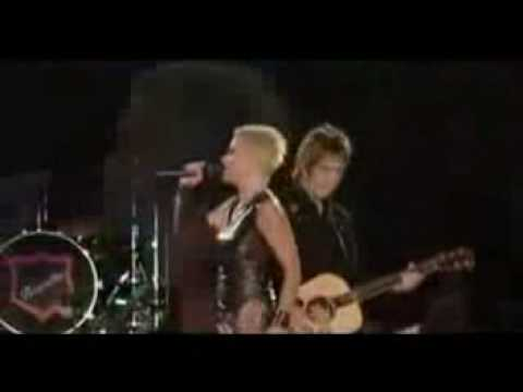 Roxette - Fading Like A Flower (Fan Video)
