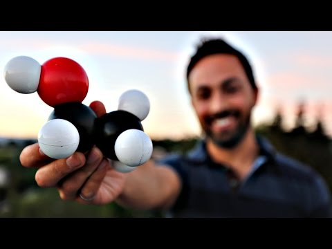 Snatoms! The Magnetic Molecular Modeling Kit