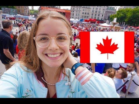Canada Day 150 In London, UK