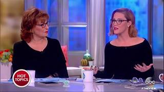 Jimmy Kimmel Addresses SE Cupp's Take On Stormy Daniels Appearance | The View