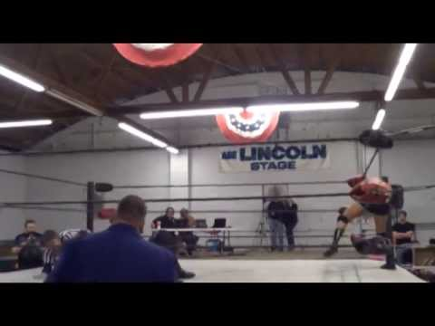 Living the Dream Match 7-The Perfect Addiction vs. Bull Bronson and Nina Monet