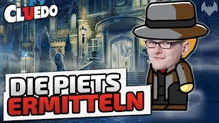 Die Piets ermitteln - ♠ Clue/Cluedo: The Classic Mystery Game ♠ - German - Dhalucard