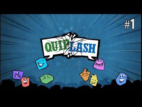 Twitch Livestream | Quiplash w/Chat Part 1