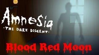 Frederik og Victor spiller Amnesia - Blood Red Moon
