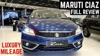 Maruti Suzuki CIAZ Interiors & Exterior Real Life Review - Maruti Ciaz Diesel Review Features, Price