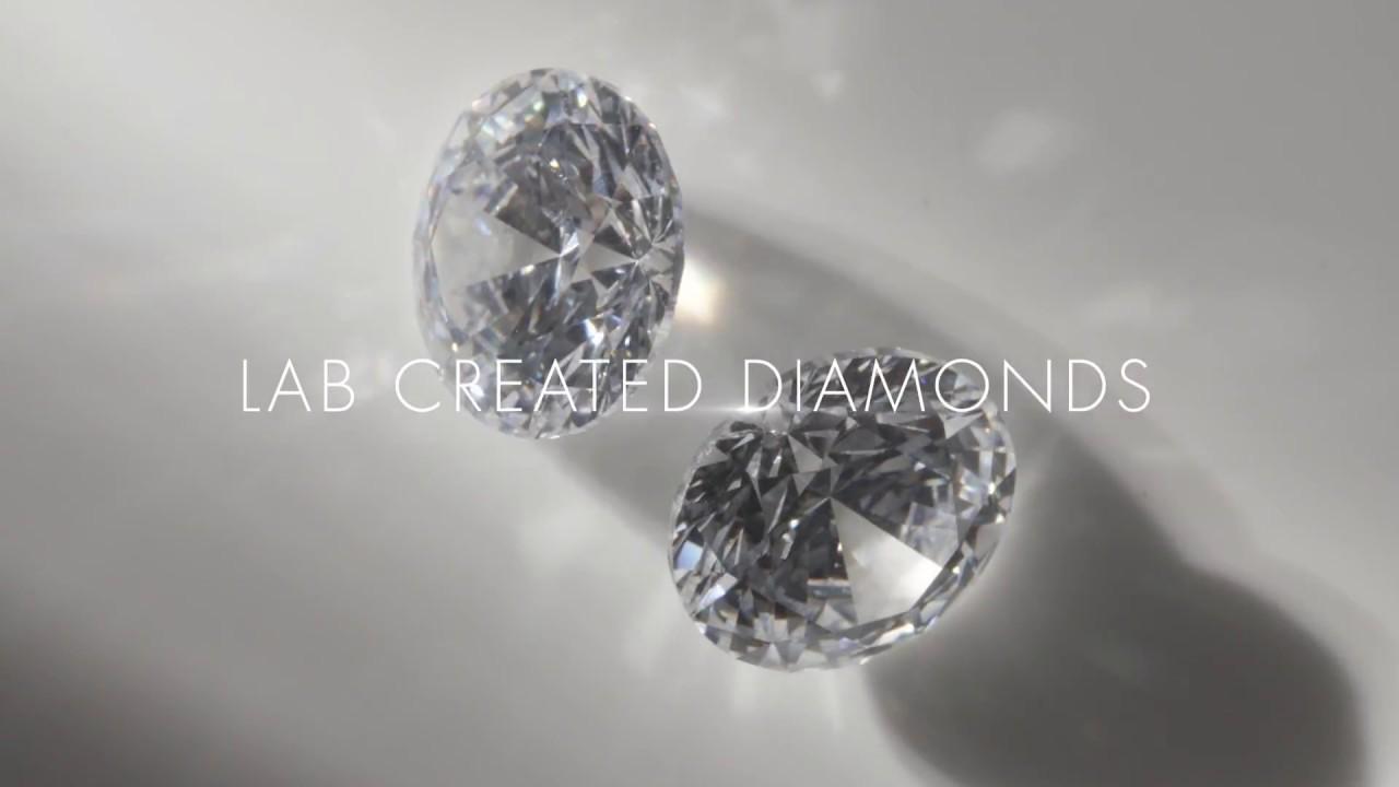 Swarovski Created Diamonds - YouTube