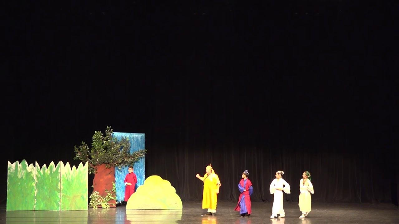 106學年度全國學生創意戲劇比賽 宜蘭縣礁溪鄉礁溪國民小學(特優) - YouTube