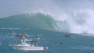 WSL Surf Breaks: Big Wave Season is ON