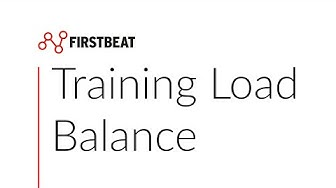Firstbeat Explains Training Load Balance / Load Focus