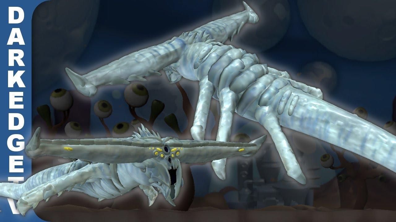 Spore - Ghost Leviathan [Subnautica] by DarkEdgeTV