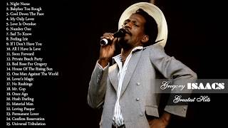 Gregory Isaacs Greatest Hits | The Best Of Gregory Isaacs (Full Album)