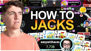 How to WIN wİth JACKS