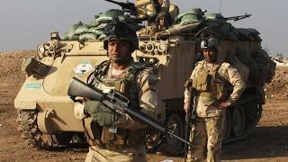 أخبار عربية - القوات العراقية تحرر مناطق جديدة غرب #الموصل