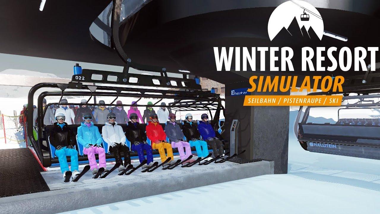 winter resort simulator 11 optimierungen im skgebiet. Black Bedroom Furniture Sets. Home Design Ideas