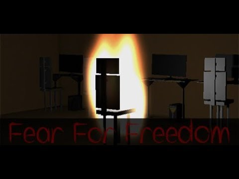Fear For Freedom: I'M SO FEARED DUDE