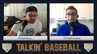 Nationals Win Big in Game 2 | Talkin' Baseball