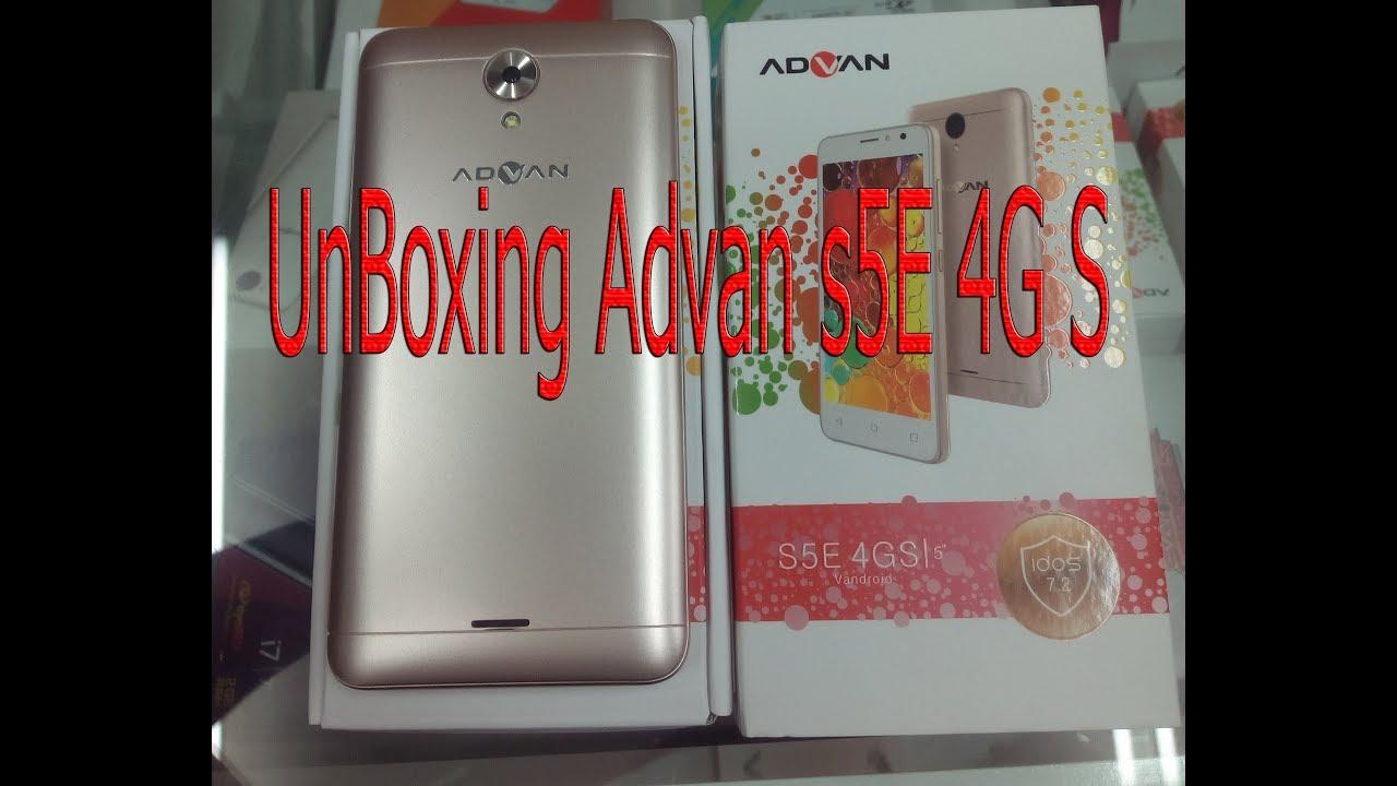 Advan S5E 4Gs