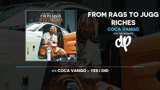 Coca Vango - From Rags To Jugg Riches (FULL MIXTAPE)