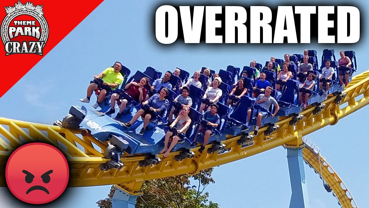 Here's Why Skyrush is OVERRATED (April Fools 2021)