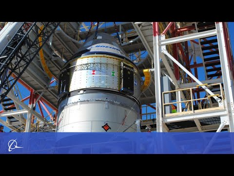 LIVE Test of the Boeing Starliner Abort System