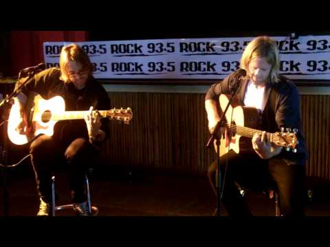 """WARQ FM Presents SWITCHFOOT LIVE ACOUSTIC """"Meant To Live"""""""