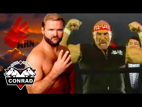 Arn Anderson on