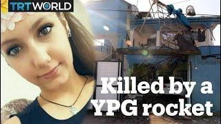 YPG/PKK Kill A 17-year-old Girl