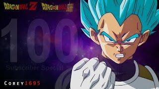 Dragon Ball Z / Super AMV | 100 Subs Special |
