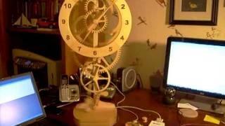 Mystery Clock & Launchpad