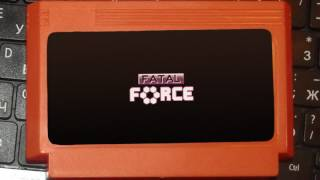 Fatal Force - Main title theme - 8 bit/chiptune remix (mobile/java game)