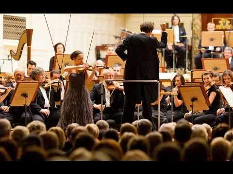 Agata Szymczewska - Opening Concert of 14th International Wieniawski Violin Competition