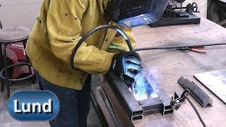 Metal Fabrication Tips -  Building a Steel Storage Rack