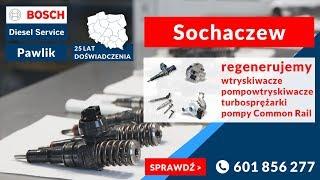 👉📺 Sochaczew Wtryskiwacze Pompowtryskiwacze Turbosprężarki Regeneracja   Naprawa w Sochaczewie