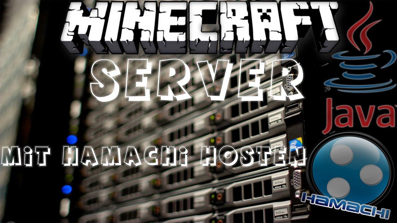 Minecraft Spielen Deutsch Minecraft Server Erstellen Mit Hamachi - Minecraft server erstellen himgames
