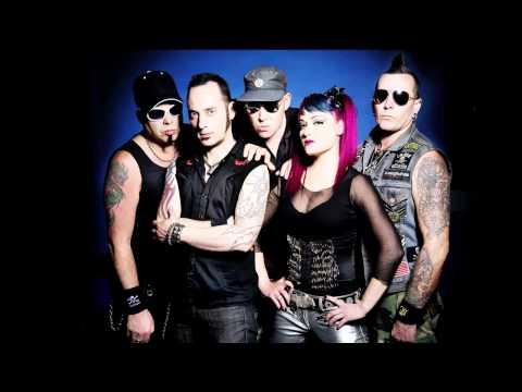 Клип KMFDM - Rebels In Kontrol
