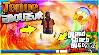 * NEW * GTA 5 ONLINE : AVOIR LA TENUE D'ÉBOUEUR MODDER EN 1.41 !