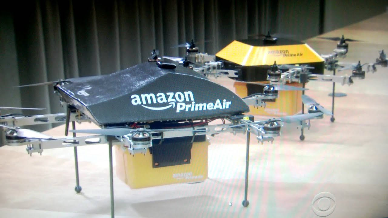 Amazon Prime Air Drone Deliveries