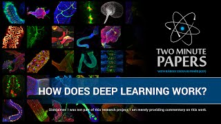 How Does Deep Learning Work? | Two Minute Papers #24