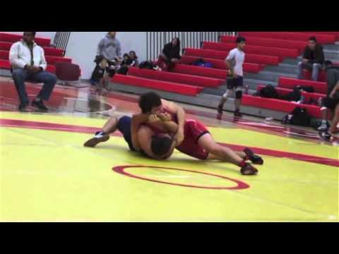 2012 York University - University of Toronto Dual Meet: 76 kg Alex Ashbourne vs. Toronto
