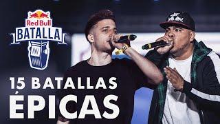 15 BATALLAS ÉPICAS | Red Bull Batalla