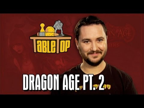 Dragon Age: Chris Hardwick, Kevin Sussman, and...